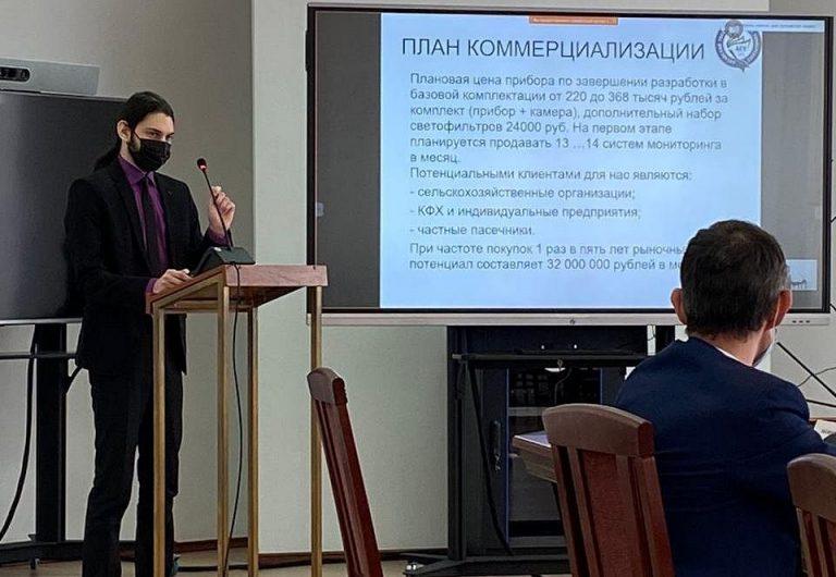 Давид Чарусов победил в программе «У.М.Н.И.К»