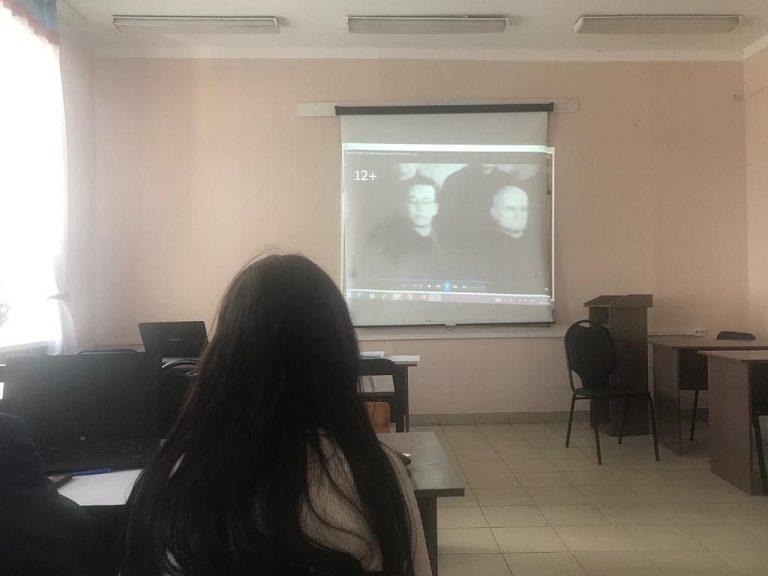 Студенты АлтГУ приняли участие во Всероссийской акции День единых действий