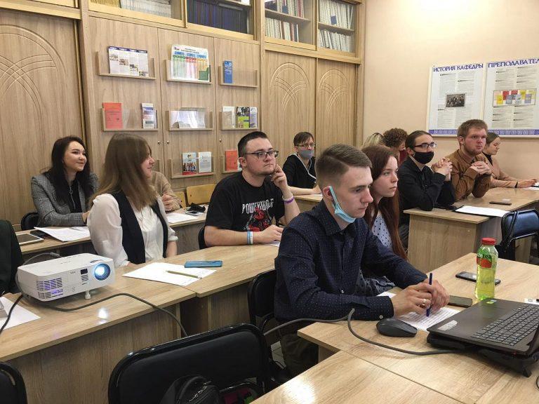 VIII региональная молодежная конференция «Мой выбор – наука!» в ИИМО