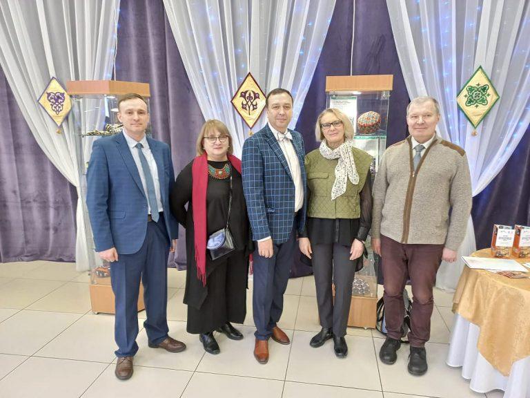 Выставочный проект директора ИИМО получил высокую оценку