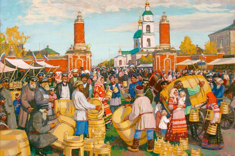 26 мая — Семинар о сибирском предпринимательстве в дореволюционной России