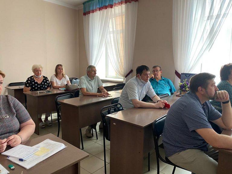 Презентация проекта «РИО. Компас»