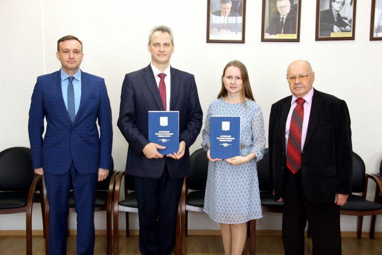 Подписан договор о сотрудничестве между АлтГУ и АНО «Немцы Алтая»