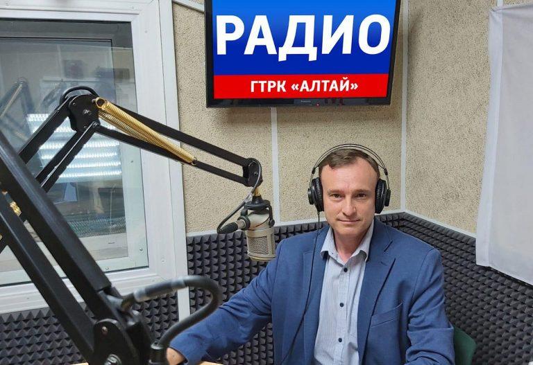 Директор ИИМО принял участие в программе «Радио России»