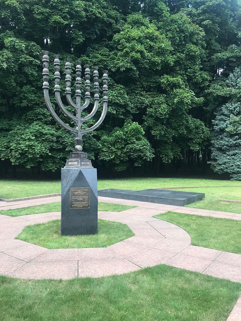 На семинаре «Уроки Холокоста – путь к толерантности»