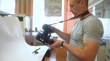 Созданы первые 3D-модели Виртуального музея «Большой Алтай – прародина тюрков»